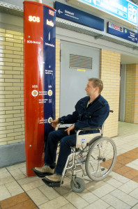 Mobilitätsservice