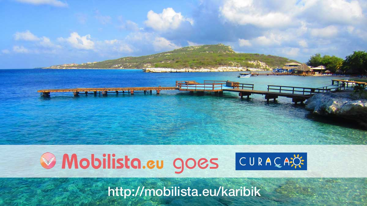 Banner: Mobilista goes Curacao