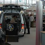 Rollstuhltransporter auf der REHACARE