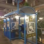 Servicepoint für Menschen mit Behinderungen, Flughafen Nizza