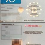 Parkausweis für Behinderte, Deutschland - EU-Modell