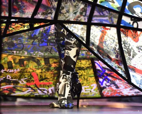 Kostüme von Jean-Paul Gaultier - THE ONE Grand Show