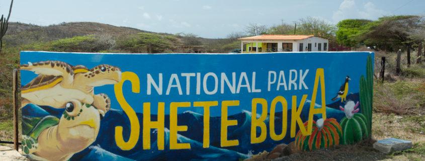 Shete Boka Nationalpark