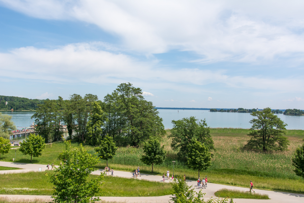 Insel Herrenchiemsee