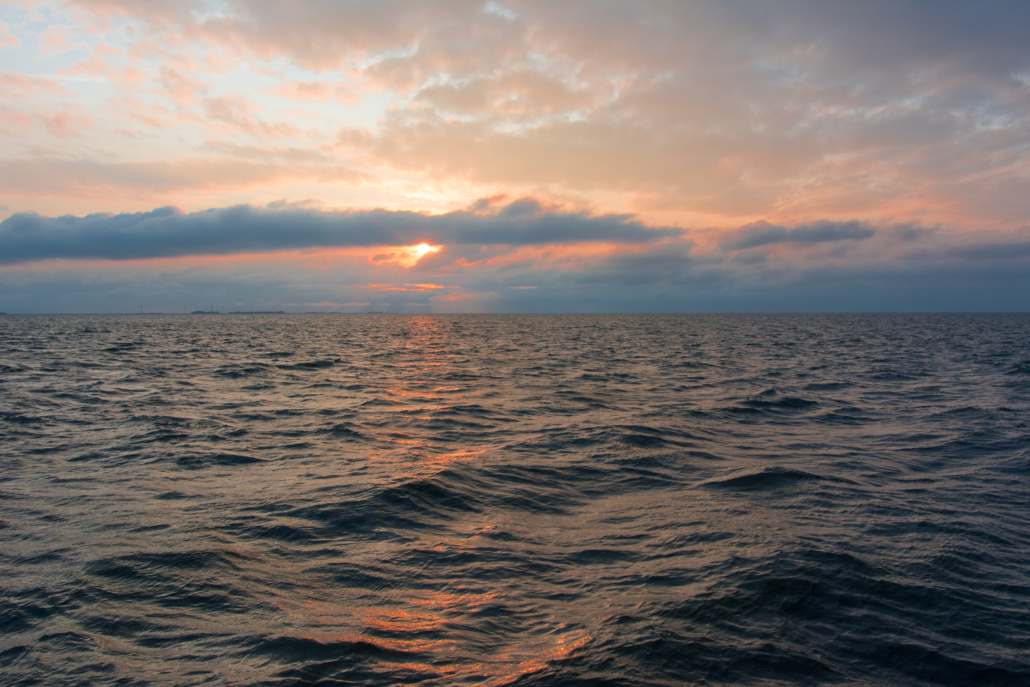 Dagebüll Sonnenuntergang
